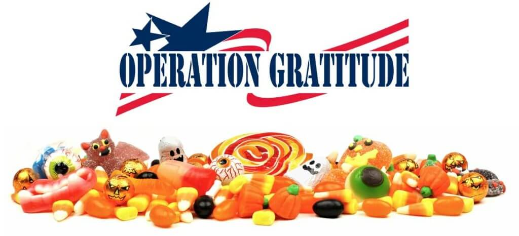 Donate Candy to Troops - Operation Gratitude